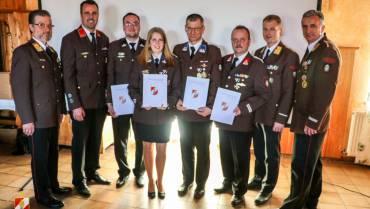 131. Wehrversammlung: Leistungsbilanz der FF-Mooskirchen