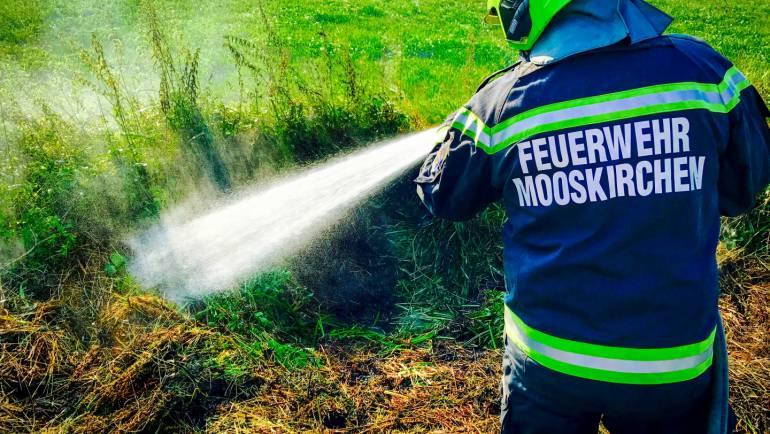Flurbrand in Stögersdorf