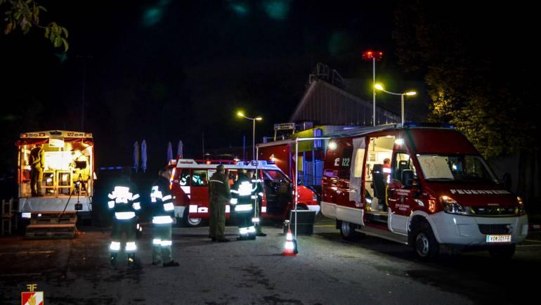 KHD-Übung in Bad Radkersburg