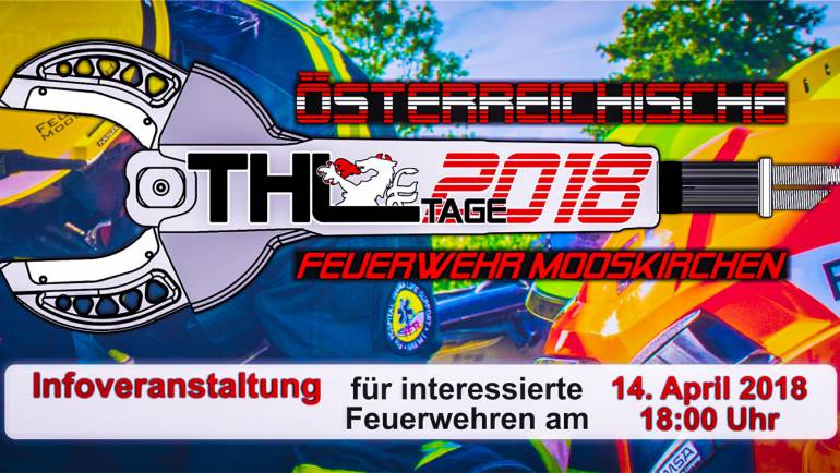 Infoveranstaltung THL-Tage 2018