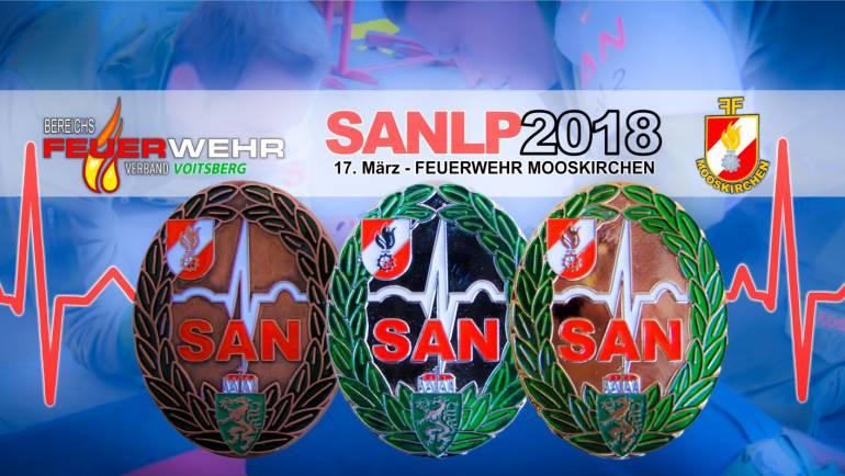 SANLP2018 – Sanitätsleistungsprüfung