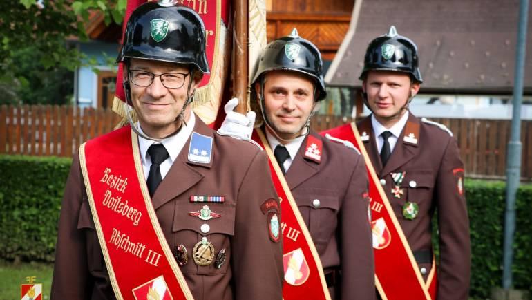 Gemeinsame Florianifeier in Mooskirchen