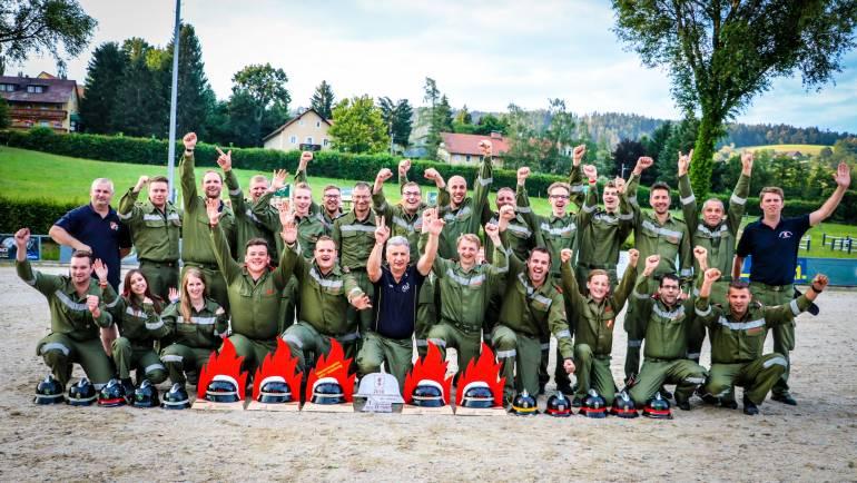Bereichsleistungsbewerb – Überwältigender Erfolg in Piber!