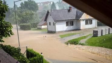 """""""Land Unter"""" in Stögersdorf"""