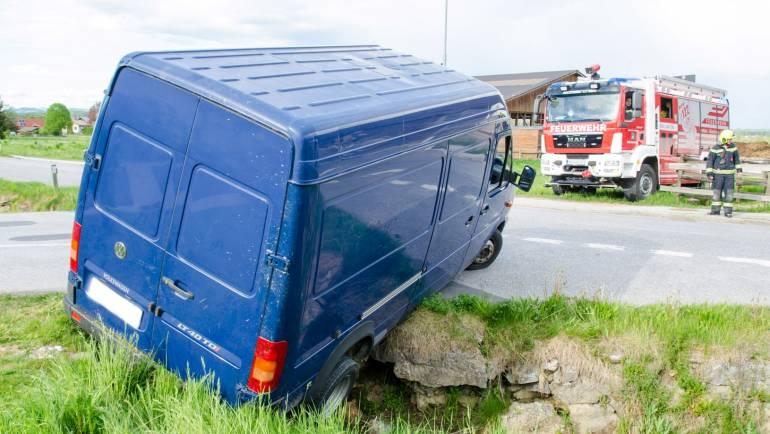 Zwei Unfälle innerhalb von sieben Stunden