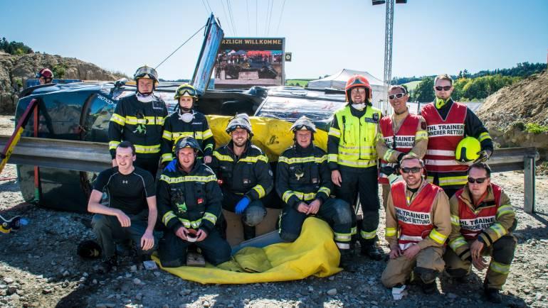 """Status """"Gold"""" in der Unfallrettung für die Feuerwehr Mooskirchen!"""