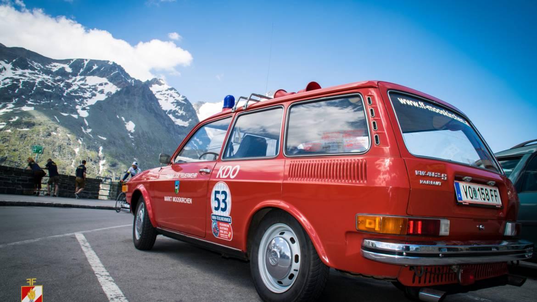 Feuerwehr-Oldtimer-Weltmeisterschaft