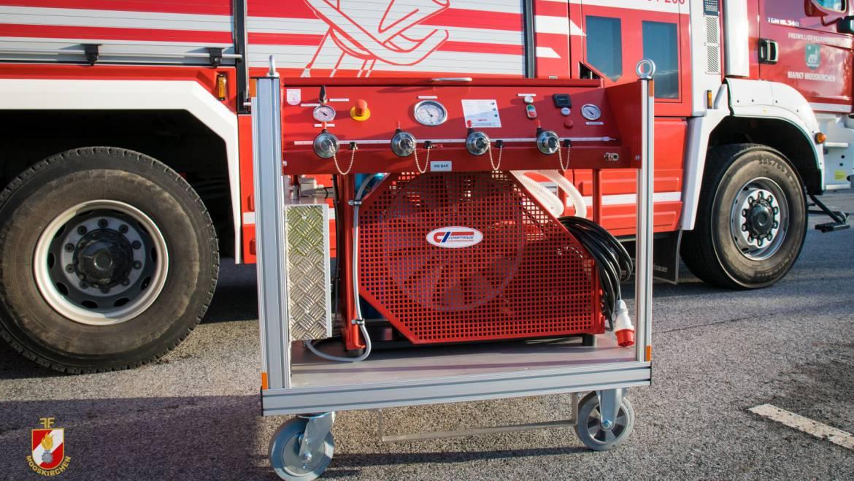 RC Atemluftkompressor