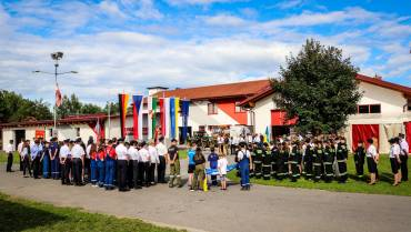Eröffnung int. Jugendlager