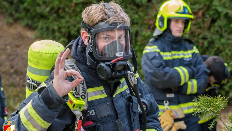 Jährliche Fortbildung für die Mooskirchner Atemschutzgeräteträger!