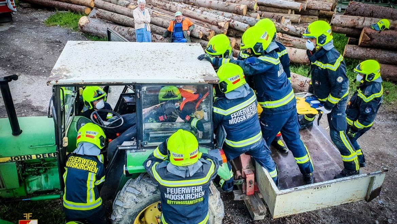 LG2: Unfälle in der Landwirtschaft und Forstwirtschaft