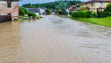 Schwere Unwetter in Mooskirchen