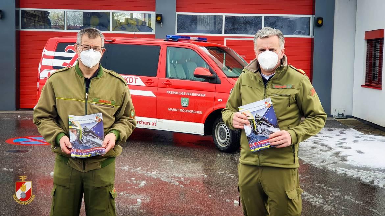 Dreikönigstag 6. Januar – Der Tag der Freiwilligen Feuerwehr Mooskirchen!