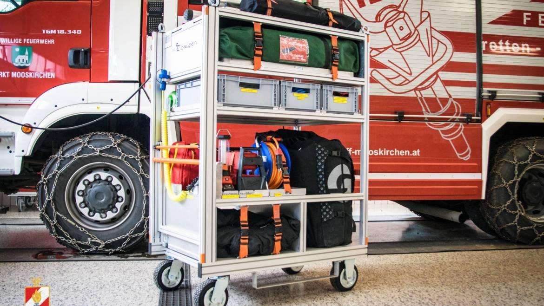 RC Schnelleinsatz-Zelt