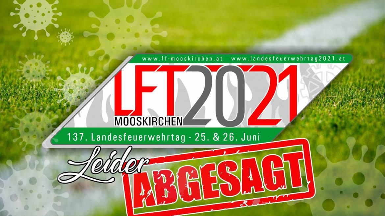 Landesfeuerwehrtag 2021 in Mooskirchen abgesagt